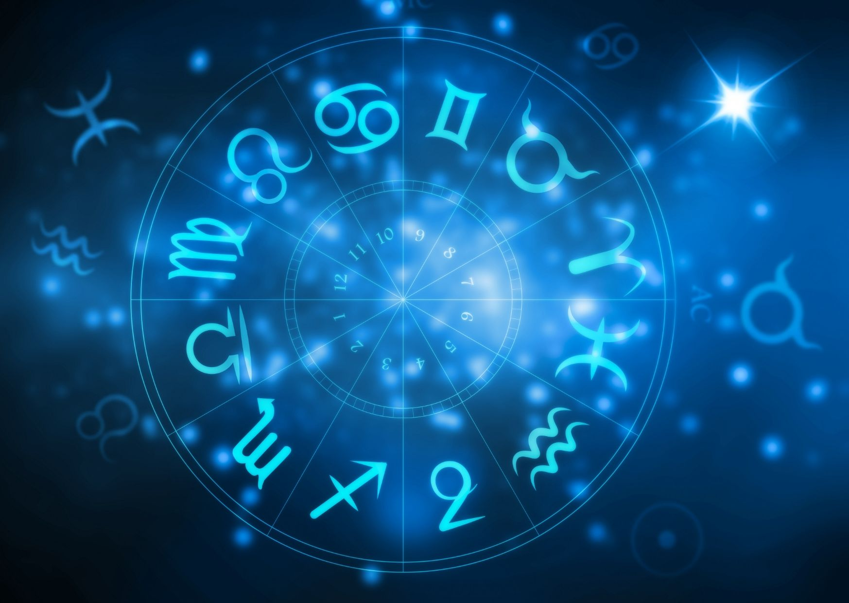 Консультация астролога.